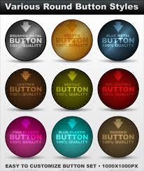 android button style various button styles by repixdesign graphicriver