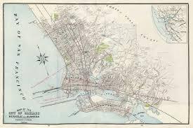 california map oakland alameda california 1908 map alamedainfo