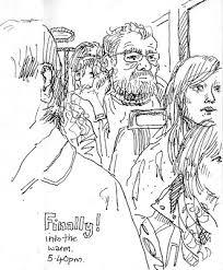 an illustrator u0027s life for me castle market sketchcrawl part 2