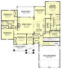 oak harbor house plan u2013 house plan zone