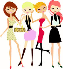 Girls Night Out Meme - make meme with girls night out clipart