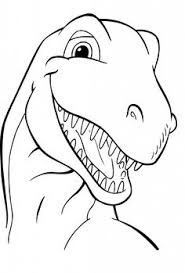 dinosaur coloring pictures kidstaiwanhydrogen org free