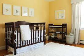 45 gender neutral baby nursery ideas for 2017 wood crib yellow