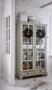 Glass Door Cabinets Kitchen by Best 25 Cabinet With Glass Doors Ideas On Pinterest Dark