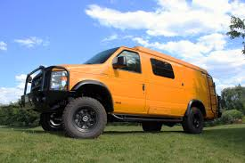 nissan titan camper is a 4x4 van really the ultimate suv advanced 4x4 vans