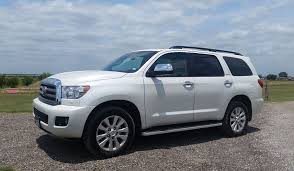 toyota suv sequoia auto review 2017 toyota sequoia still a crowd pleaser