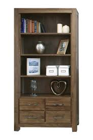 Modern White Bookcases by Modern Wood Bookcases Trend Yvotube Com