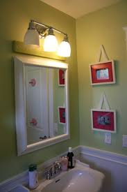 bathroom decor for kids with white wall ideas home bathroom design navy decorating budget spaces wall pictures white