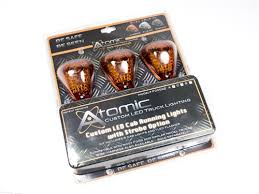 atomic clearance lights ford f250 f750