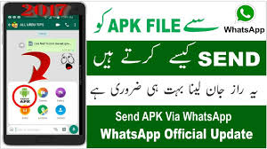 all file apk new mathod how to send apk file via whatsapp 2017 whatsapp