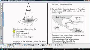 Earth Science Reference Table 2011 Earth Science Regents Exam June2010 Intro And Questions1 7 Wmv