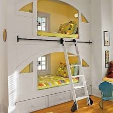 Built In Bunk Bed Plans Built In Bunk Beds Bunk Bed Ideas 10 Designs Worth The Climb
