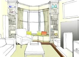 designers architects sketch of living room news from live interior architecture and
