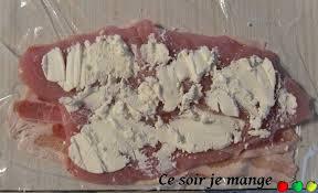 cuisiner escalope de dinde roulés de dinde au chèvre ce soir je mange