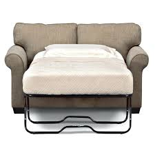 queen size sleeper sofa with memory foam mattress for rv full air
