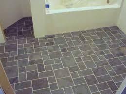 Non Slip Bathroom Flooring Ideas Slate Tile Bathroom Beautiful Bathroom Features Gray Framed