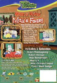 max and ruby max s present on dvd