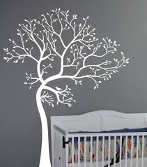 decorating tree wall decals design inspiration kropyok home gray stain wall
