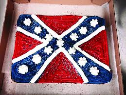 Confeserate Flag Fredericksburg Bakery Gets Attention For Confederate Flag Cake