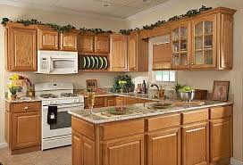 top of kitchen cabinet greenery diy home staging foxy interiors