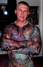 24 tattooed seniors answer the question