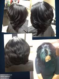 Sew In Bob Hairstyle 8 Easy Hairstyles For Long Thick Hair To Make You Want Short Hair