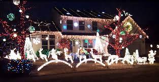 yogi bear christmas lights best light displays in and around lake county 2015 little lake