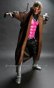 Men Rogue Halloween Costume 56 Images Halloween Costumes Gambit