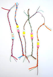 make friendship bracelet beads images Bead and braid friendship bracelet diy things to make and do