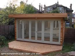 Best  Garden Office Ideas On Pinterest Garden Studio - Backyard room designs
