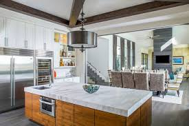 semi modern kitchen musket contemporary in austin a blend of rustic beauty and modern