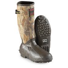 womens camo rubber boots canada guide gear s 15 insulated rubber boots 1 200 grams realtree