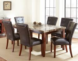 7 pc dining room sets steve silver company montibello 7 piece dining set