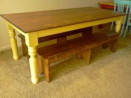 farmhouse table plans except her plans are for a table 96u2033