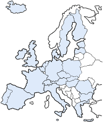 map without country names europe map without names thefreebiedepot