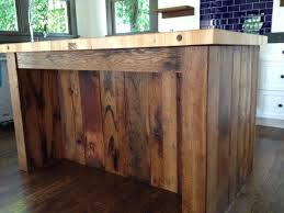 Reclaimed Kitchen Island by Reclaimed Wood Kitchen Island Trends Including Islands Pictures