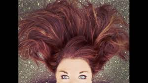 reddish brown hair color ash hair color over red how it looks to whom it suits youtube