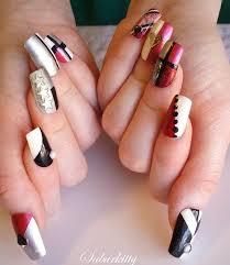 Nail Art Nail Polish Designs 40 Cute And Easy Nail Art Designs For Beginners Easyday