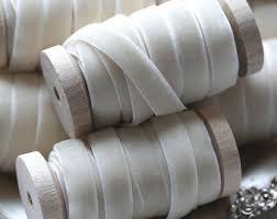white velvet ribbon ivory velvet ribbon etsy