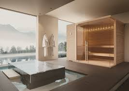 home saunas relax at home for all spaces with customized solutions