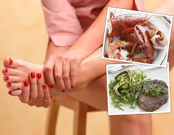 gout diet fruit and vegetables could cure painful form of