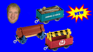friends trackmaster sodor lumber delivery set