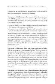 operation organization 6 conclusions and recommended approach trb special report 309
