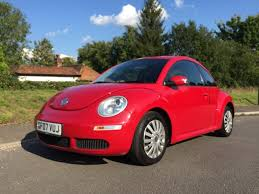 red volkswagen beetle used volkswagen beetle red for sale motors co uk