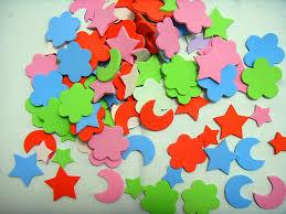 free shipping sticker foam sticker adhesive room decorative