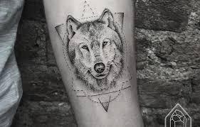 wolf designs forearm ideas