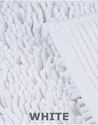 Microfiber Bathroom Rugs Chenille Microfiber Bath Mat
