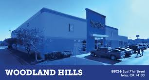 Woodland Hills Mall Map Store Locations