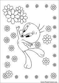 36 tweety coloring images tweety coloring
