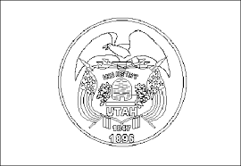 maryland flag coloring pages